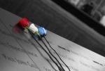 Roses 911 memorial by Benjamin Stein